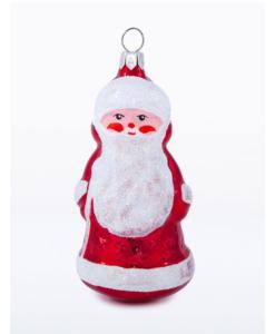 Christmas figurine santa